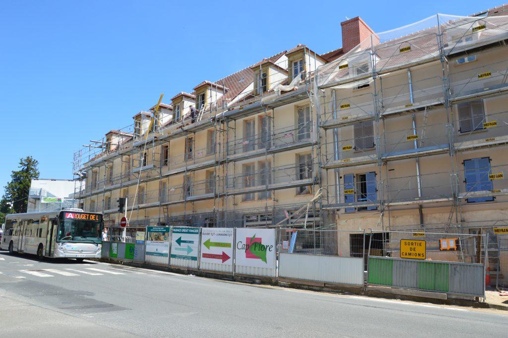 La maison de vie et partage de Rambouillet ouvrira  en fin d'année 2016